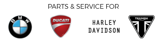 Parts and Services BMW, Ducati, Harley Davidson y Triumph
